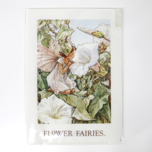 FLOWER FAIRIES A5クリアファイル<White Bindweed>
