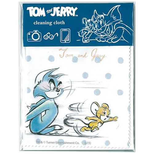 TOM and JERRY クリーニングクロス<逃げるジェリー>