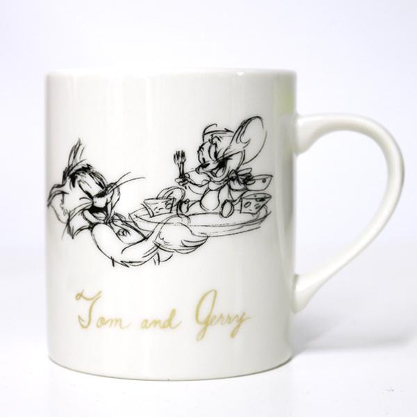 TOM and JERRY マグカップ<ごはん>