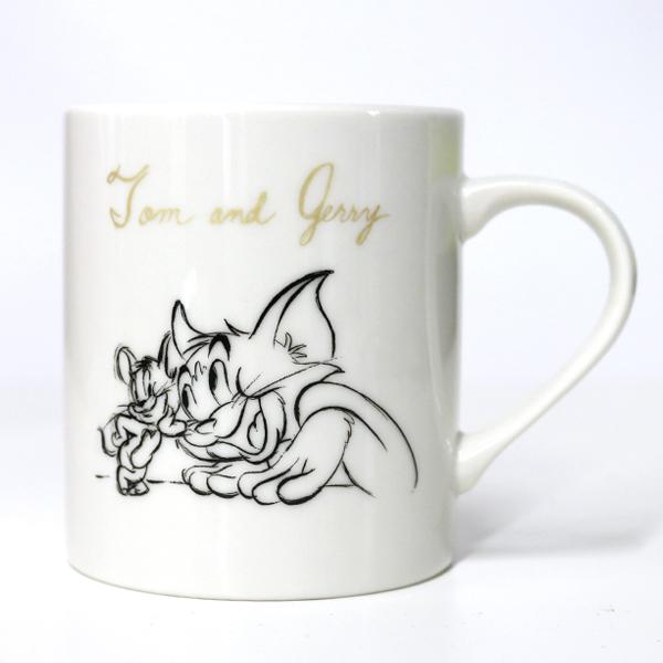 TOM and JERRY マグカップ<なかよし>