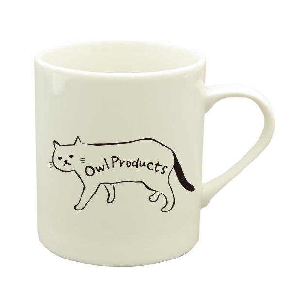 Owl products マグカップ<cat>