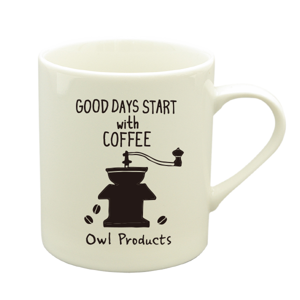Owl products マグカップ<coffee>