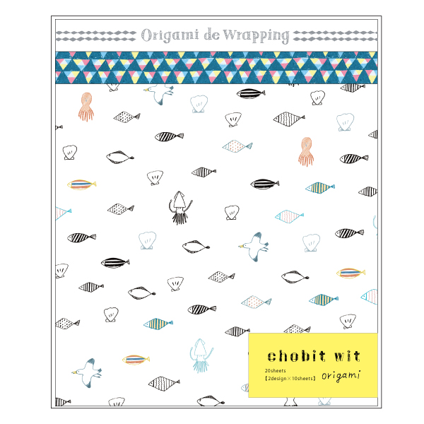 chobit wit オリガミ<sea>