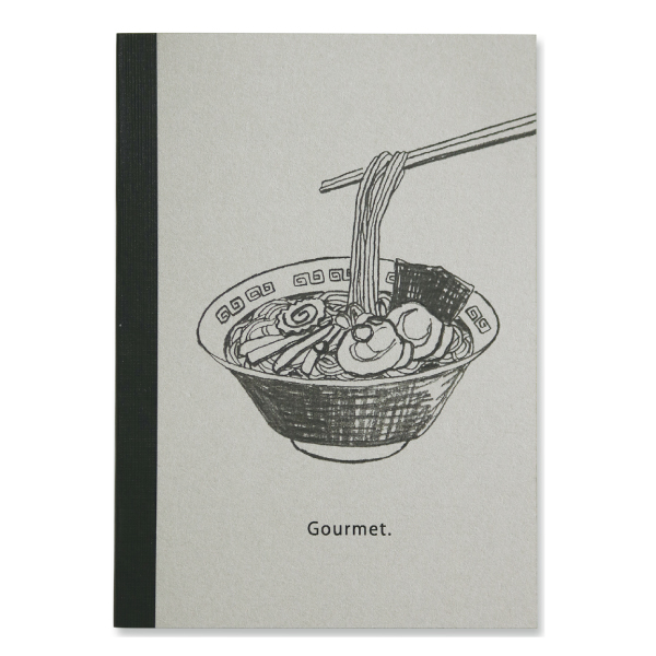 watashi lassic. ジャーナルノート<Gourmet>