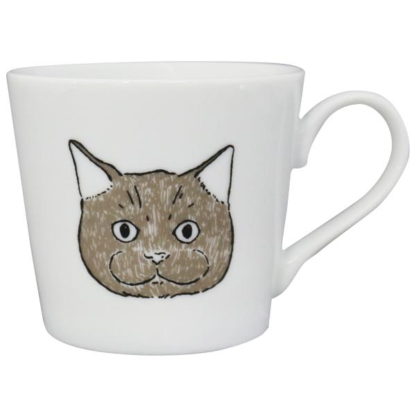 マグカップ<cat_gray>