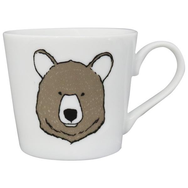 マグカップ<bear_gray>