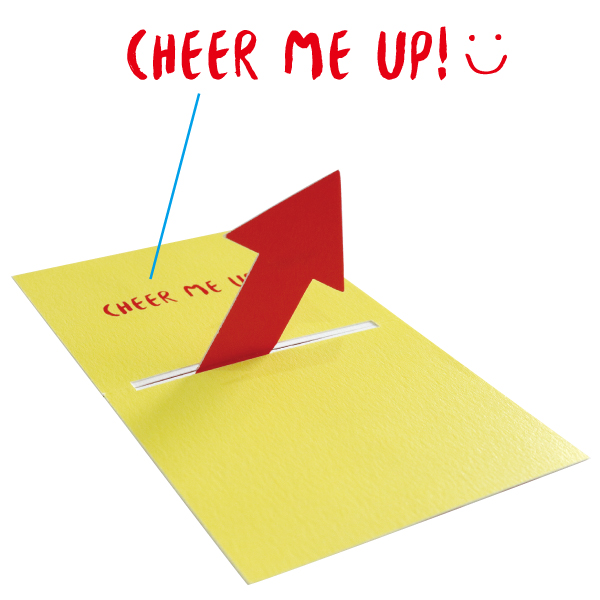 POP UP Minicard <Cheer me up> PCG-016