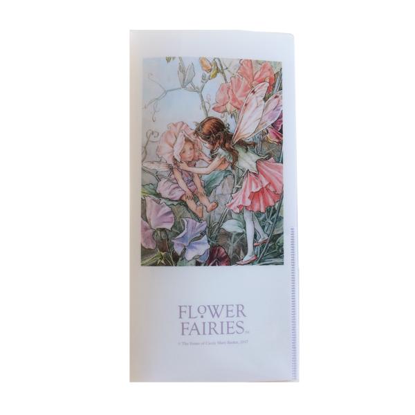 FLOWER FAIRIES チケットホルダー<Sweet Pea>FF-111