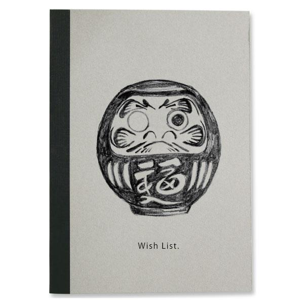 watashi lassic. ジャーナルノート<Wish List>GFO-040