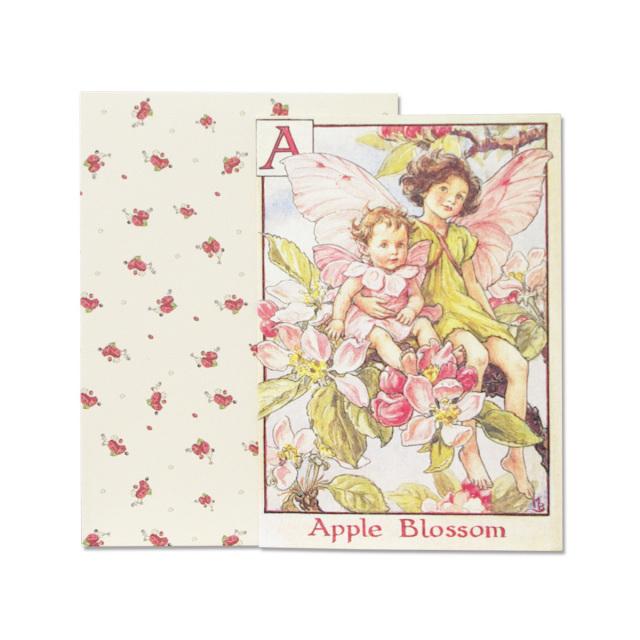 FLOWER FAIRIES グリーティングカードセット<Apple Blossom>