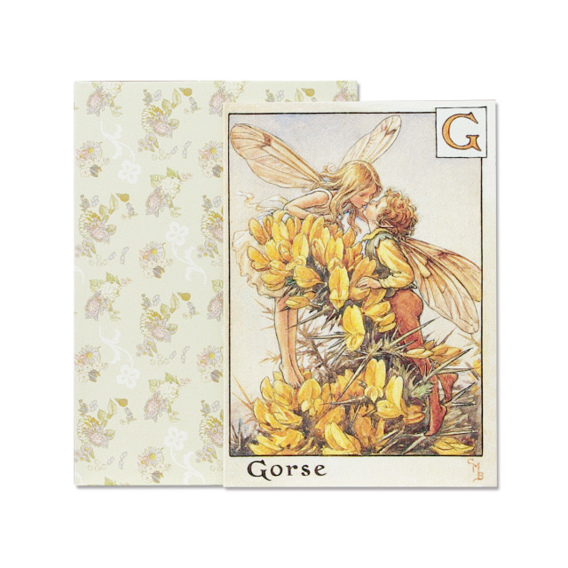 FLOWER FAIRIES グリーティングカードセット<Gorse>