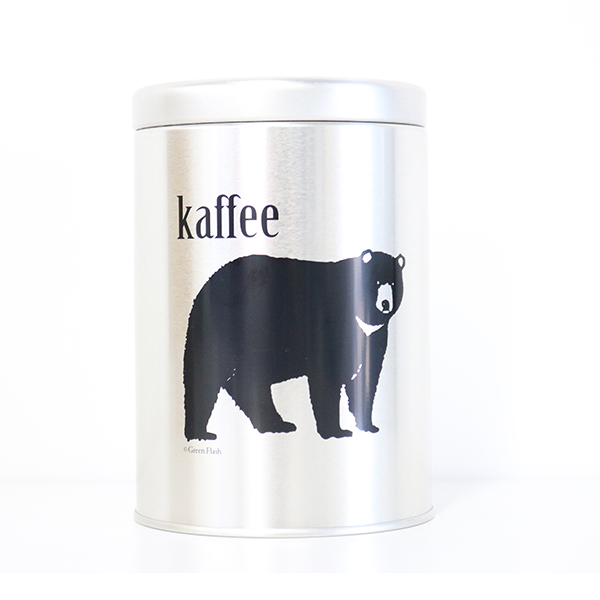 Animal Series ファボリコーヒーコンテナー<クマ> JA2102