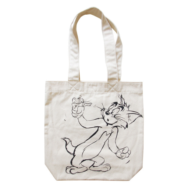 TOM and JERRY トートバッグ<sketch C>