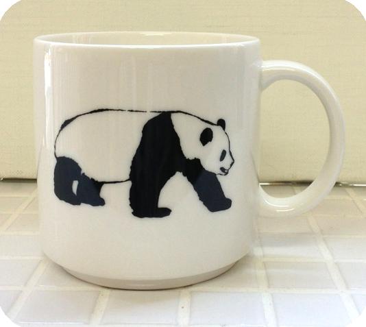 Animal Series マグカップ<パンダ> JA1103