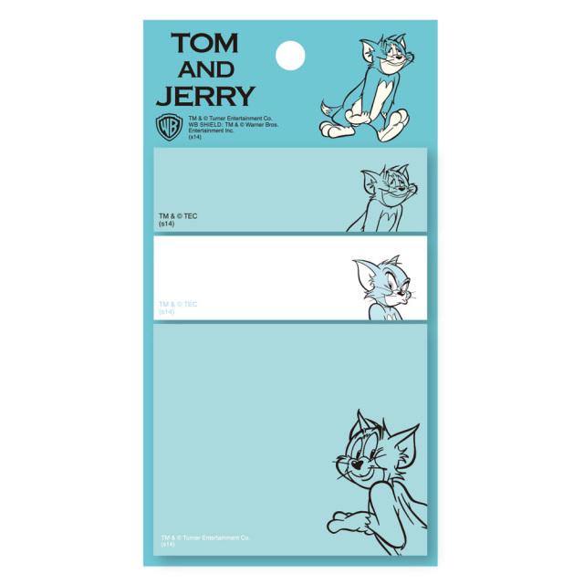 TOM and JERRY スティッキーメモ<トム・ブルー>