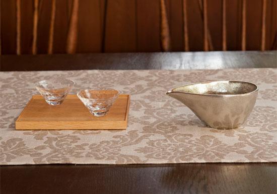 テーブルクロスランナー