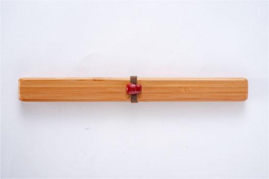 箸ケースセット 赤