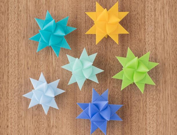 フレーベルの星かざりキット 夏色