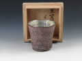 栃木県の焼き物 益子焼の酒器ぐい呑