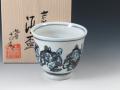 石川県の焼き物 九谷焼の酒器ぐい呑