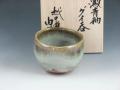 富山県のやきもの 越中瀬戸焼の酒器ぐい?