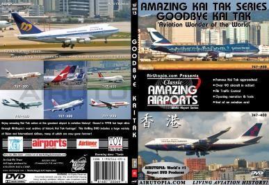 ( DVD ���Ե� ) AirUtopia Good Bye Kai Tak