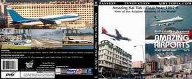 ( DVD ���Ե� ) AirUtopia Kai Tak : Final Year 1997-8