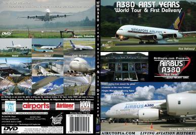 ( DVD ���Ե� ) AirUtopia #82 A380 �ե������ȥ��䡼 ���ɥĥ���&�ե������ȥǥ�Х