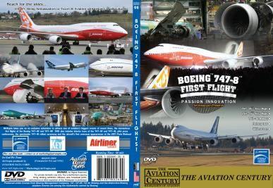 ( DVD ���Ե� ) AirUtopia #98 BOEING 747-8 �ե������ȥե饤��