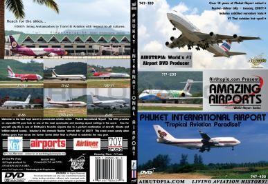( DVD ���Ե� ) AirUtopia PHUKET AIRPORT - Thailand