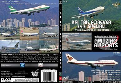 ( DVD ���Ե� ) AirUtopia Kai Tak Forever 747 Special