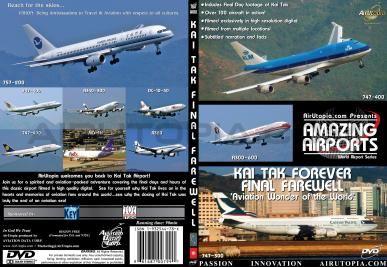 ( DVD ���Ե� ) AirUtopia Kai Tak Forever Final Farewell