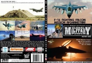 ( DVD ���Ե� ) AirUtopia #80 F-16 �ե����ƥ��ե��륳�� �ߥå���� ���ե��˥�����