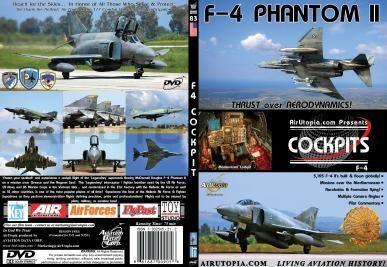 ( DVD ���Ե� ) AirUtopia #83 F-4 �ե���ȥ�II ���ꥷ����� ���å��ԥåȥ����