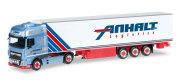 "herpa Cars&Trucks 1/87 DAF XF SSC Euro 6冷蔵セミトレーラー ""Anhalt"""