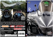 ( DVD 飛行機 ) AirUtopia Dassault RAFALE Cockpit-French Air Force