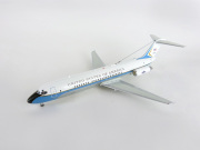 InFlight Model 1/200 VC-9C (DC-9-32) アメリカ空軍 73-1683 Polished With Stand