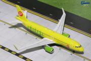 Gemini Jets 1/200 A320-200(S) S7 シベリア航空 (Sharklets) VP-BOL