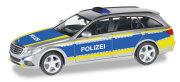 herpa Cars&Trucks 1/87 メルセデスベンツ Cクラス T-Modell ザールラント州警察