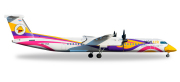 "herpa wings 1/500 DHC-8-400 ノックエア ""Nok Anna"" HS-DQA"