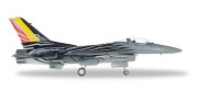 herpa wings 1/72 F-16AM ベルギー空軍 F-16 Solo Display FA-123