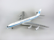 "InFlight Model 1/200 707-300 パンアメリカン航空 ""Jet Clipper Defiance"" N704PA With Stand"