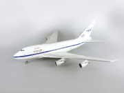 InFlight Model 1/200 747SP NASA/DLR N747NA With Stand