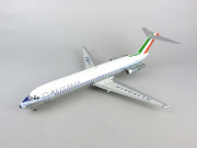 InFlight Model 1/200 DC-9-32 アリタリア航空 I-DIKA Polished With Stand