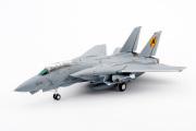 TSM MODEL WING COLLECTION 1/72 ノースロップ グラマン F-14A VF-213 #104 Top Gunアイスマン&スライダー