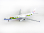 "JC WINGS 1/200 A330-300 チャイナエアライン ""Welcome to Taiwan"" B-18355 With Stand"