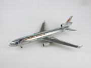 JC WINGS 1/400 MD-11 House color Polished With Antenna