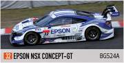 Bugzees64(バグジーズ64) 1/64 Epson NSX CONCEPT-GT No.32 SUPER GT 2014