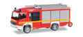 herpa Cars&Trucks 1/87 メルセデスベンツ アテゴ Ziegler Z-Cab HLF 20 消防車