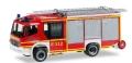 herpa Cars&Trucks 1/87 メルセデスベンツ Atego Z-Cab HLF20 消防車両 ゲルゼンキルヒェン消防署